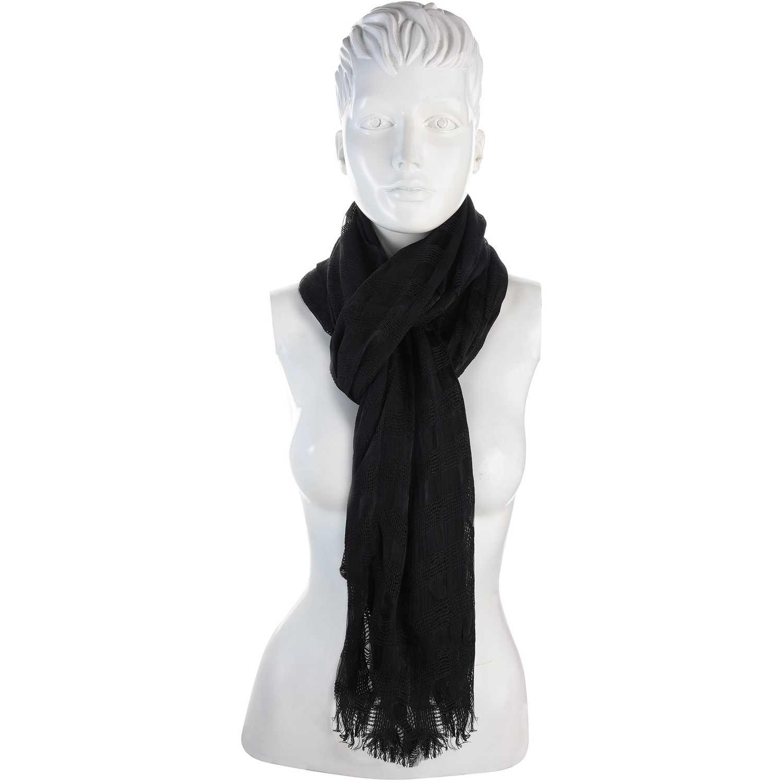 Platanitos 10441025 Negro Bufandas Fashion
