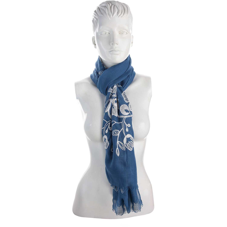 Platanitos 10521025 Azul Bufandas Fashion