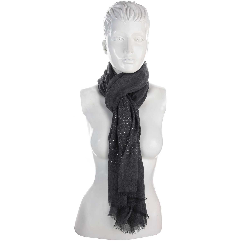 Platanitos wh1121005 Negro Bufandas Fashion