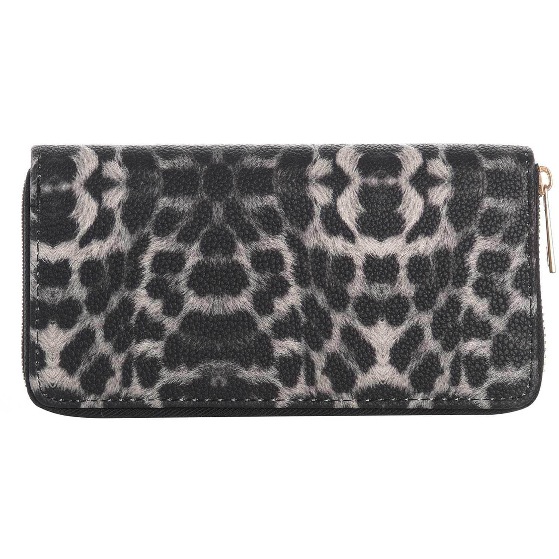 Casual de Mujer Platanitos Leopardo / Negro 18wwxx8065