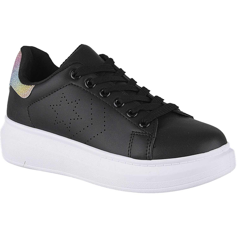Platanitos zc 5290 Negro Zapatillas Fashion