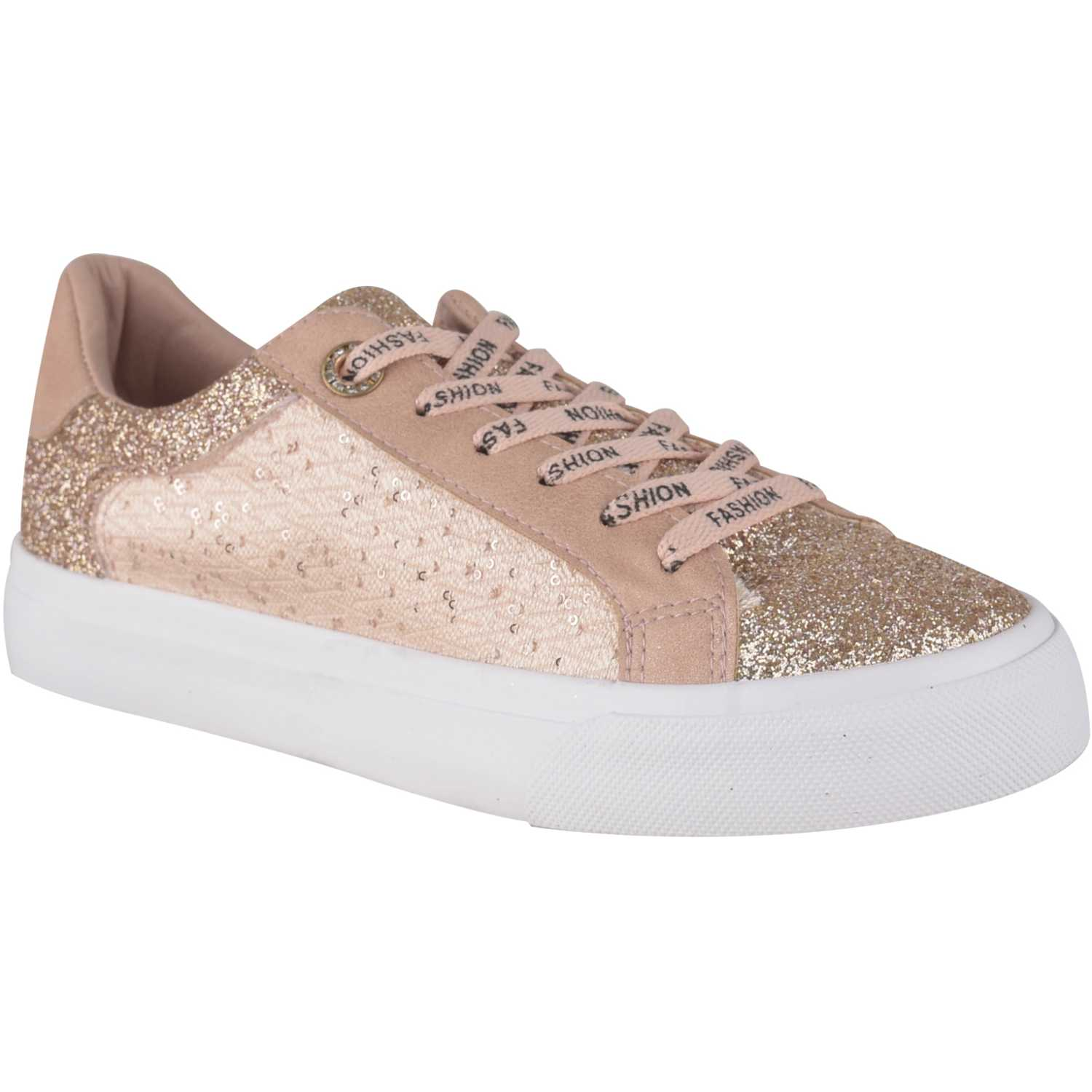 Platanitos zc 3169 Rosado Zapatillas Fashion
