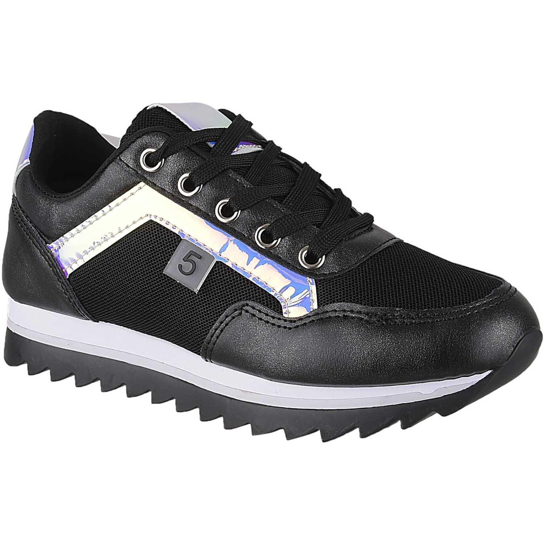 Platanitos z 5301 Negro Zapatillas Fashion