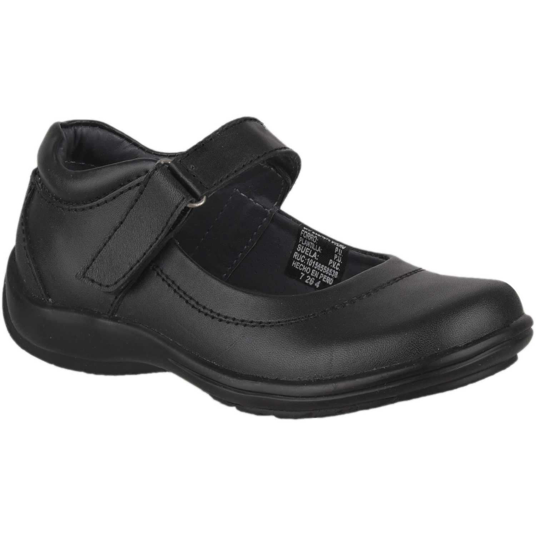 d978e2c3a0 Escolar de Niña Bata Negro zapato candy vel 6819 | platanitos.com
