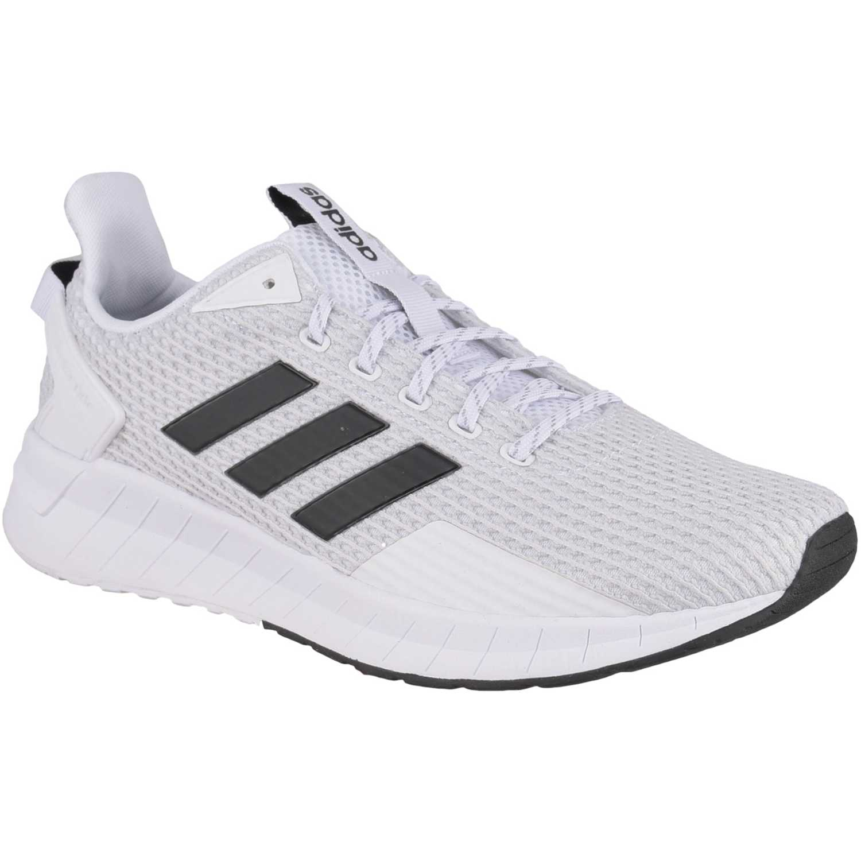 Adidas questar ride Blanco / negro Walking