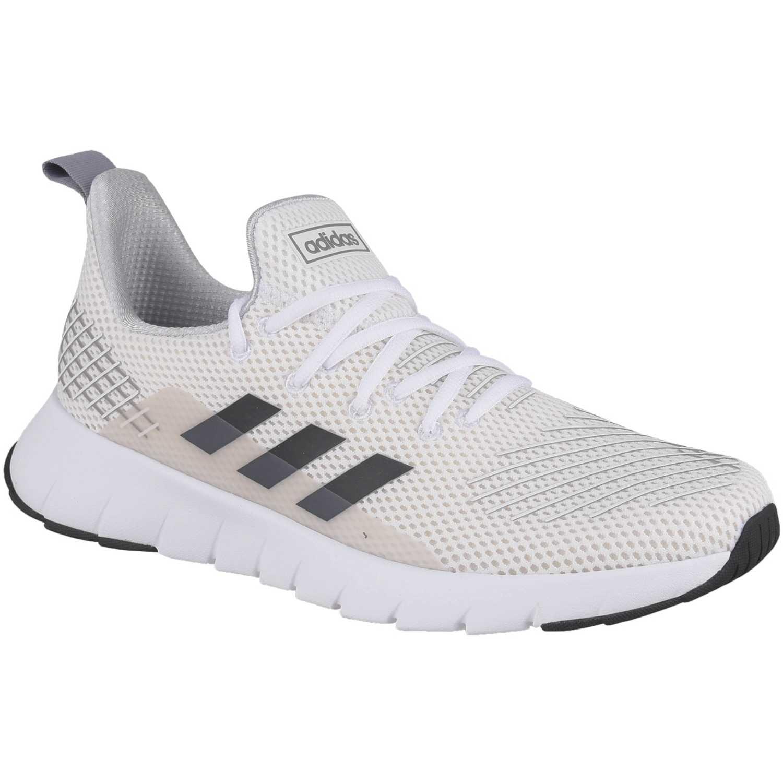 Adidas asweego Blanco / negro Walking
