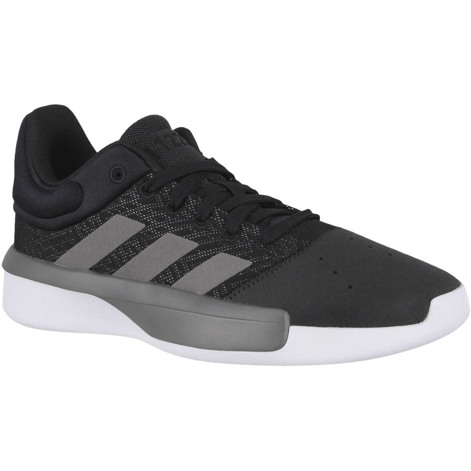 Adidas pro adversary low 2019 Negro / blanco Hombres ...