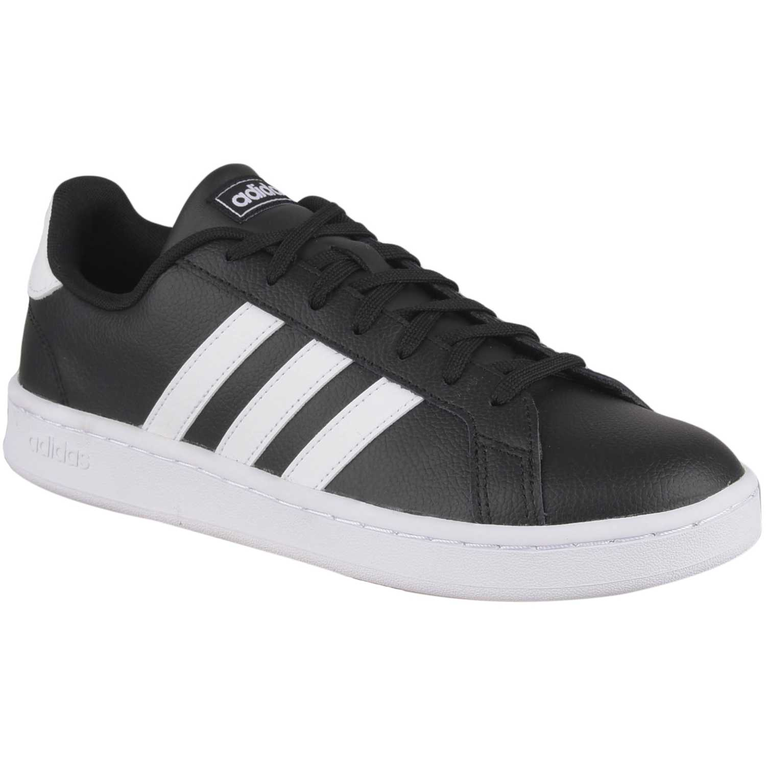 Adidas GRAND COURT Negro / blanco Walking