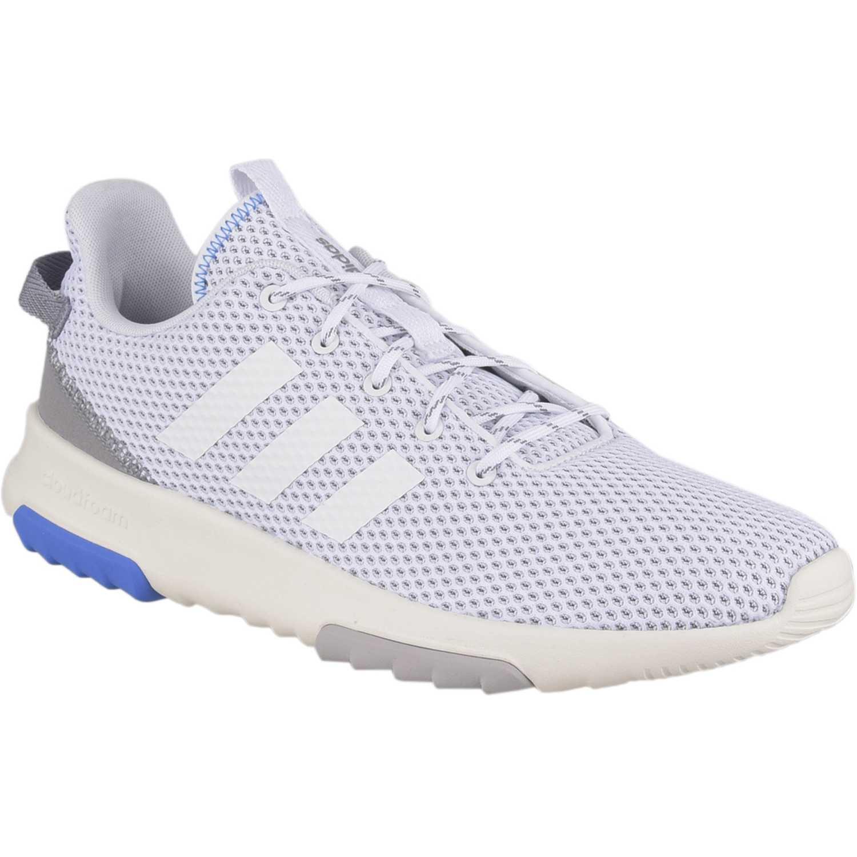 Adidas cf racer tr Gris / blanco Walking