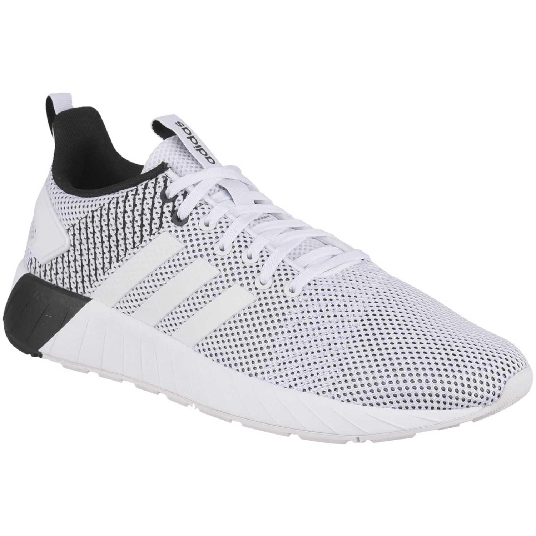Zapatilla de Hombre Adidas Gris / blanco questar byd