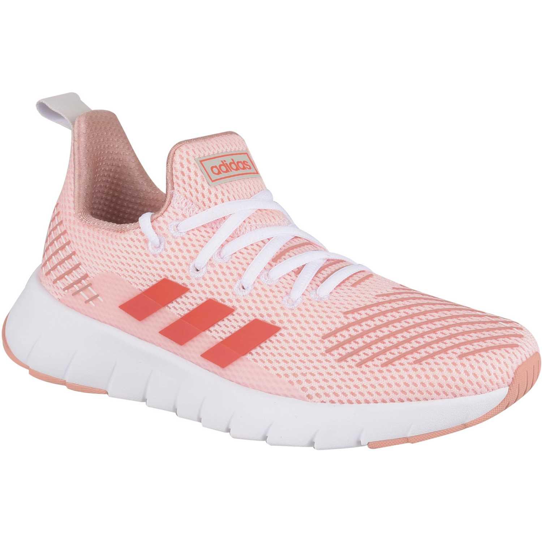 Adidas asweego Naranja / blanco Walking