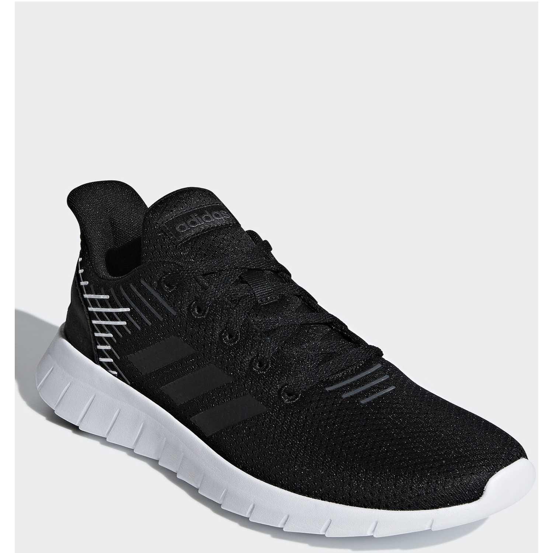 Adidas asweerun Negro / blanco Walking
