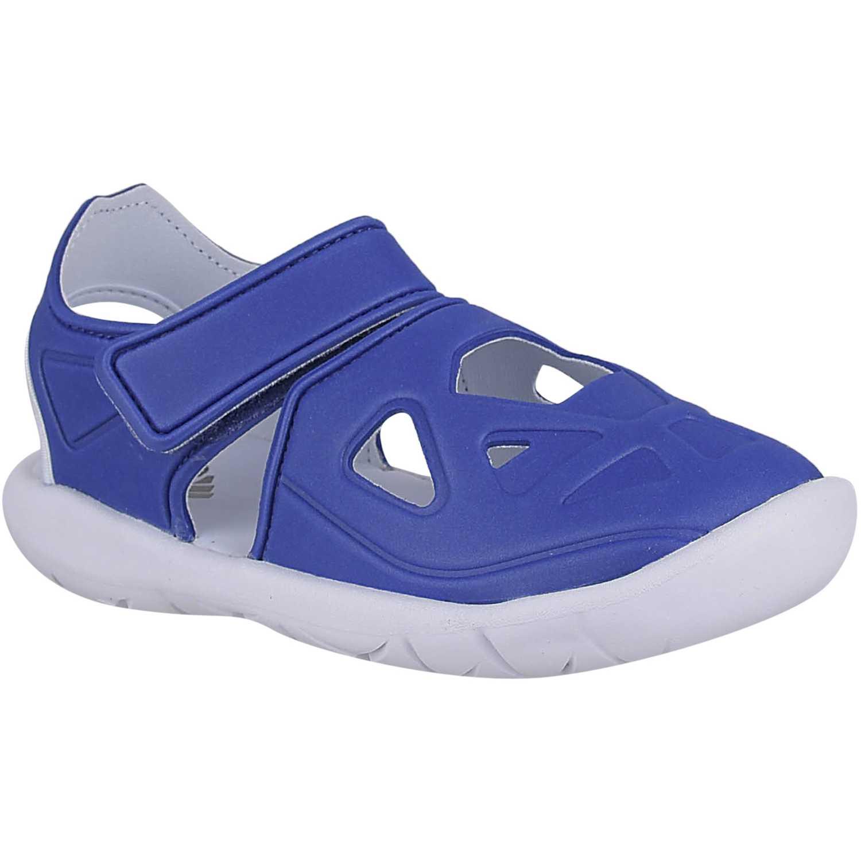 Adidas fortaswim 2 c Azul / blanco Sandalias Sport