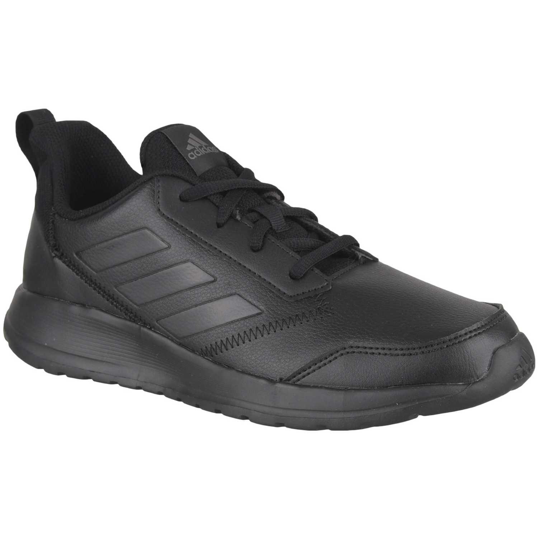 Casual de Jovencita Adidas Negro altarun k