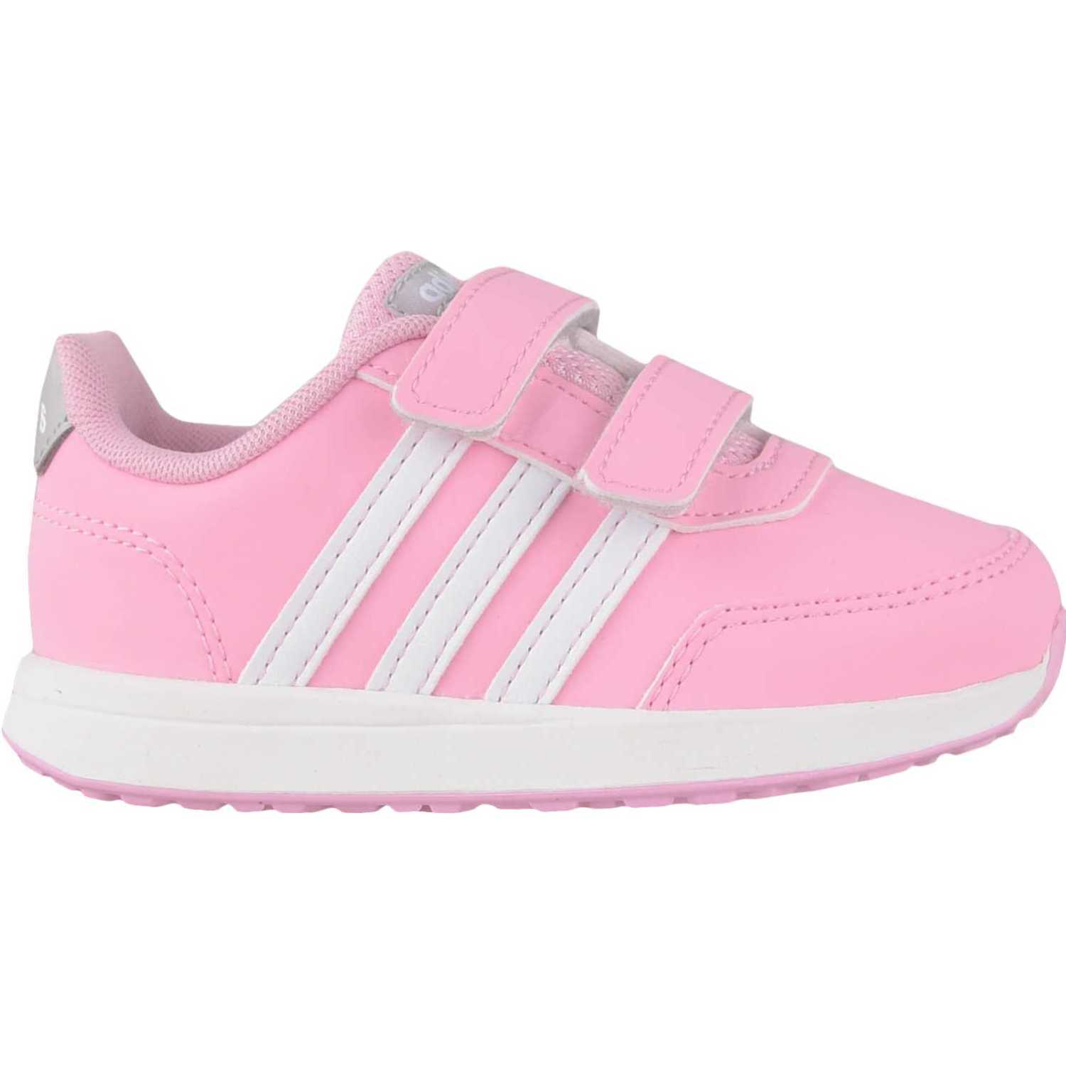 Casual de Niña Adidas Rosado / blanco vs switch 2 cmf inf