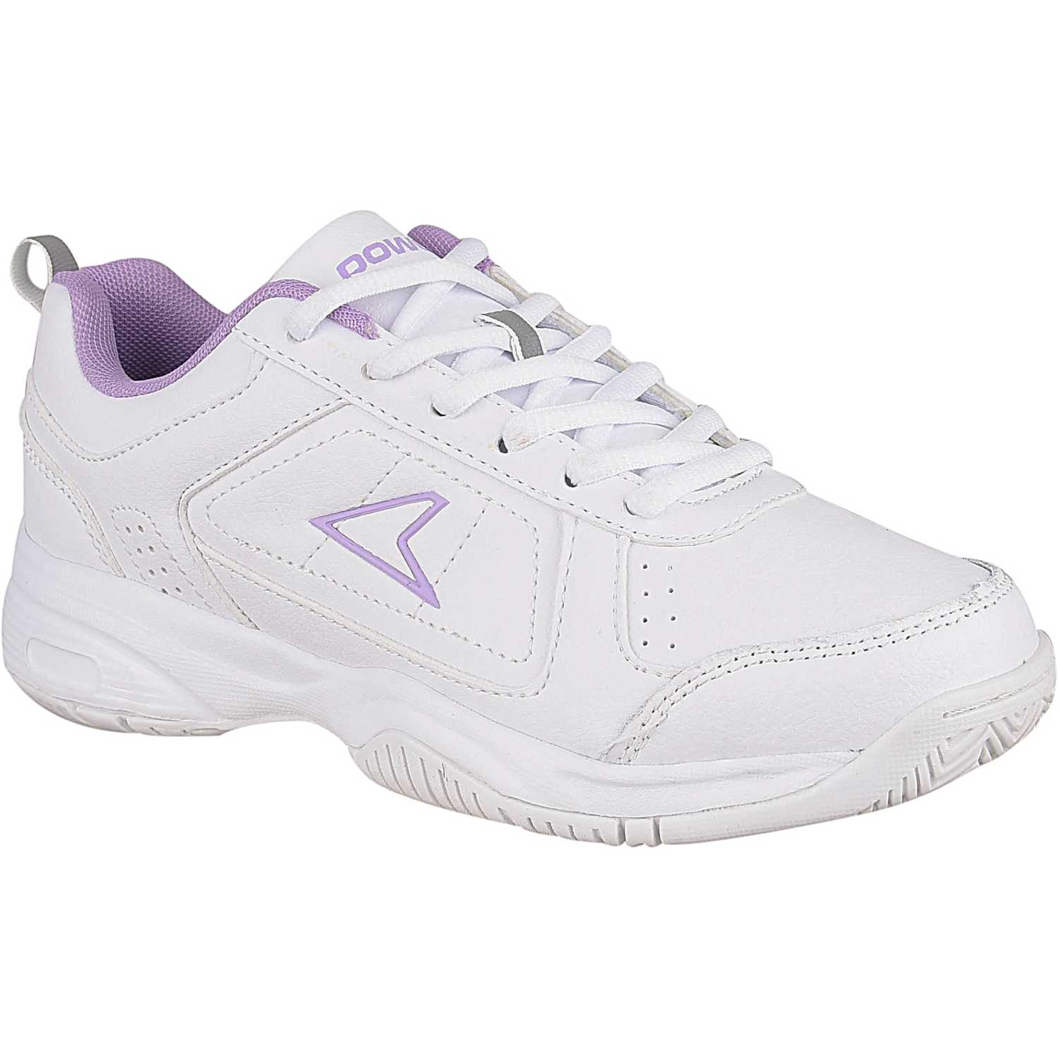 Casual de Mujer Power Blanco / lila chip mission pas 1308