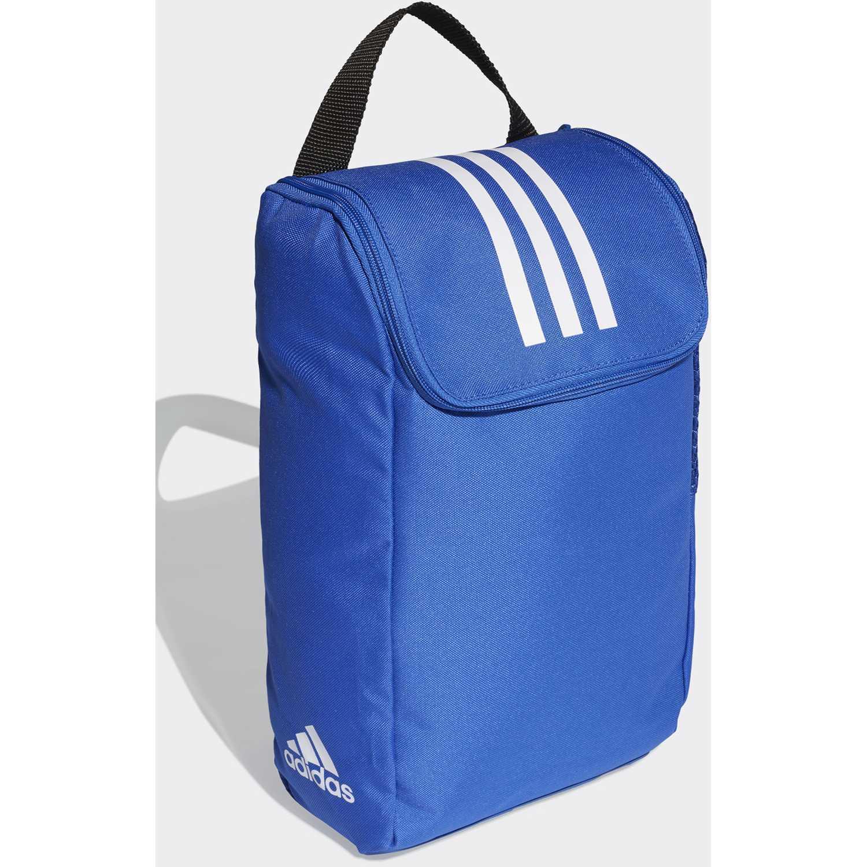 Adidas Tiro Sb Azul / blanco Bolsos para calzado