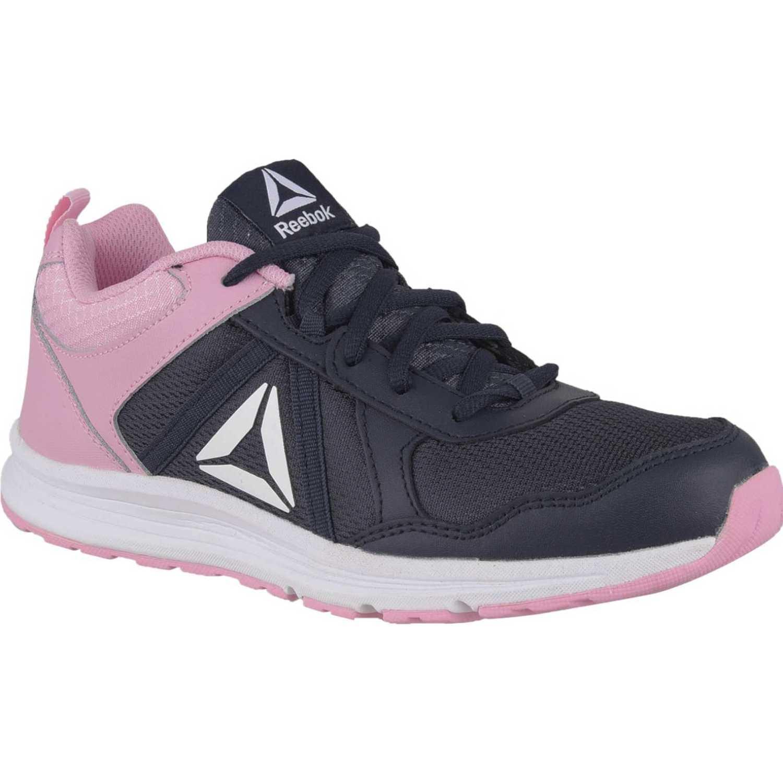 Running de Mujer Reebok Negro / rosado reebok almotio 4.0