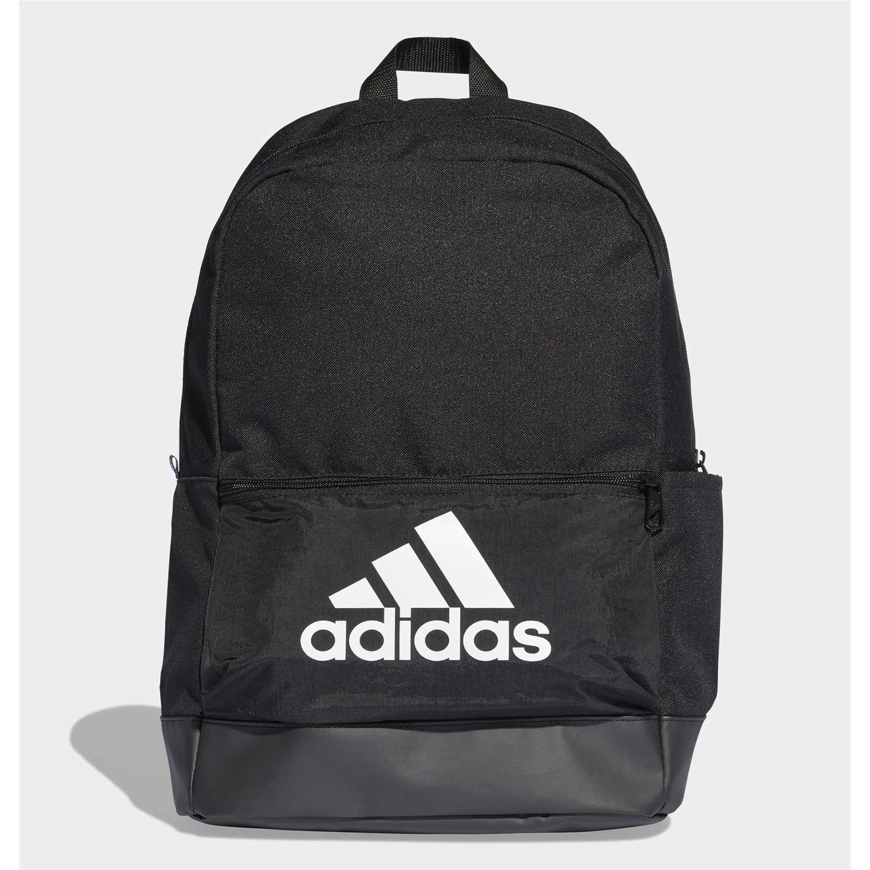 Adidas clas bp bos Negro / blanco Mochilas Multipropósitos