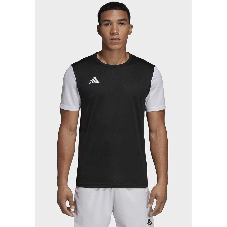 Adidas estro 19 jsy Negro Camisetas y Polos Deportivos