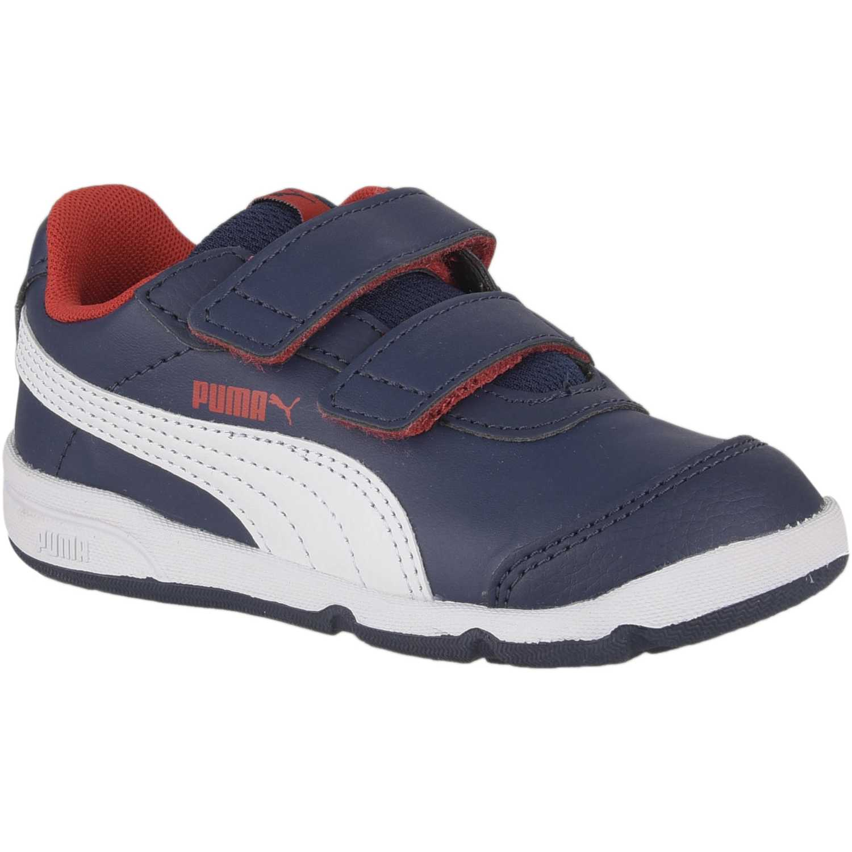 Puma stepfleex 2 sl v inf Azul Walking