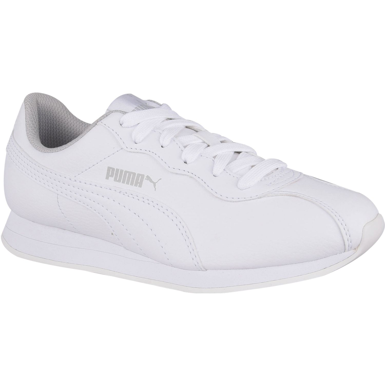 Puma Puma Turin Ii Jr Blanco Para caminar