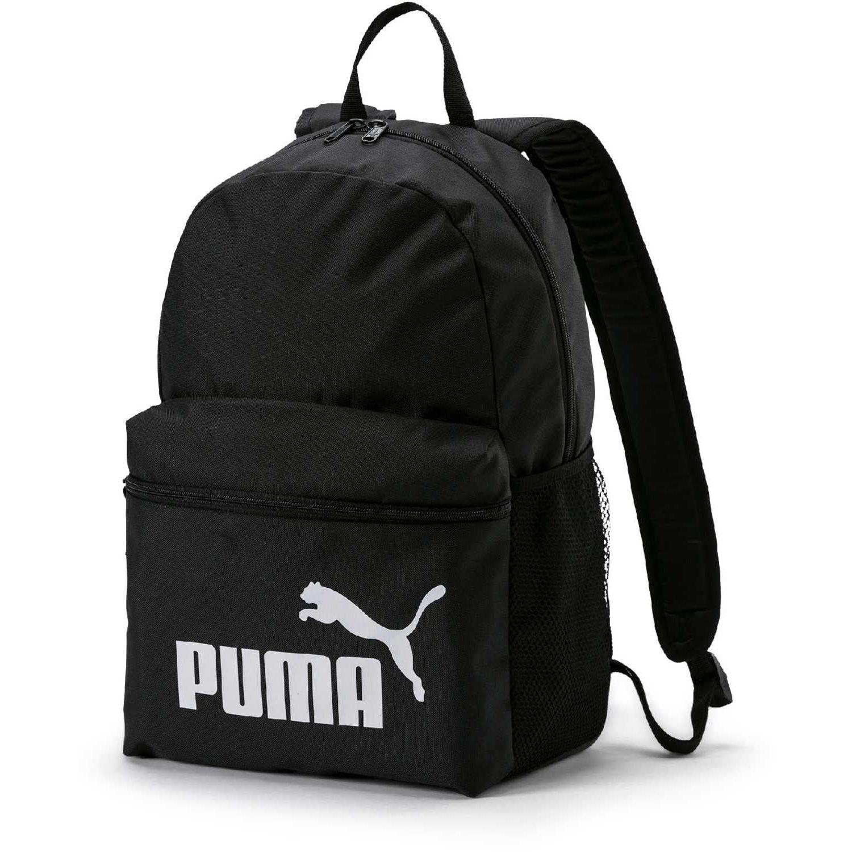 Puma Puma Phase Backpack Negro / blanco Mochilas multipropósitos
