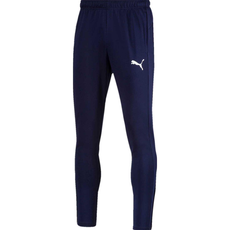 Puma active tricot pants cl Azul / blanco Pantalones Deportivos