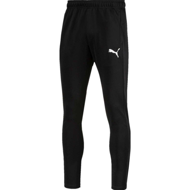 Puma active tricot pants cl Negro / blanco Pantalones Deportivos