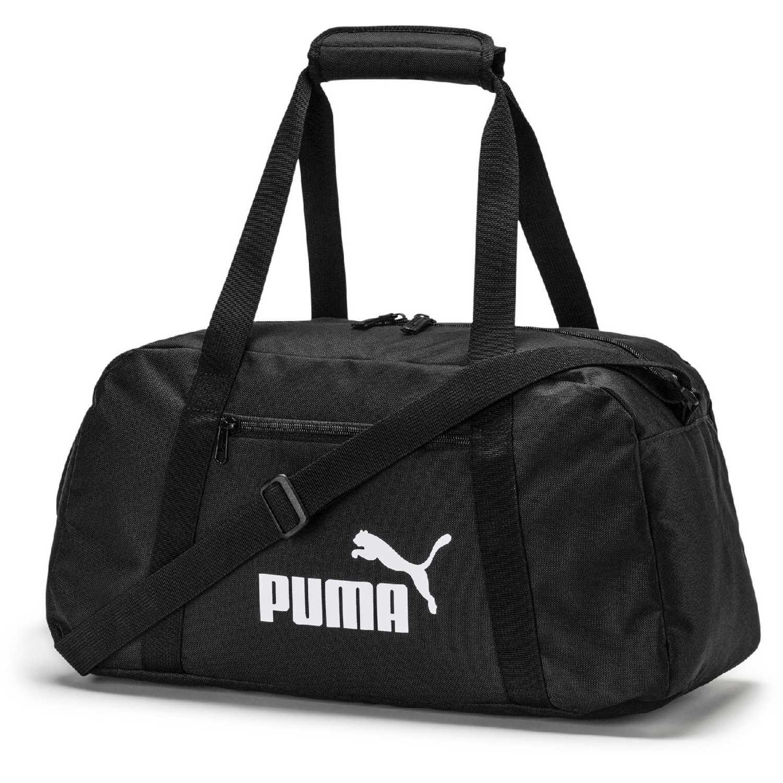 Puma Puma Phase Sports Bag Negro Bolsos de gimnasio