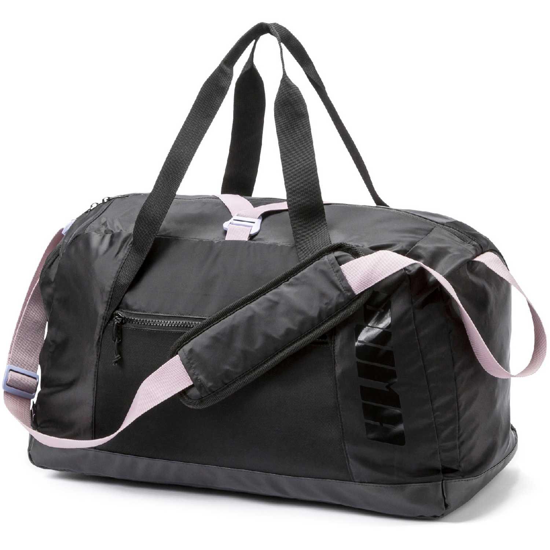 Maletin Deportivo de Mujer Puma Negro at duffle bag