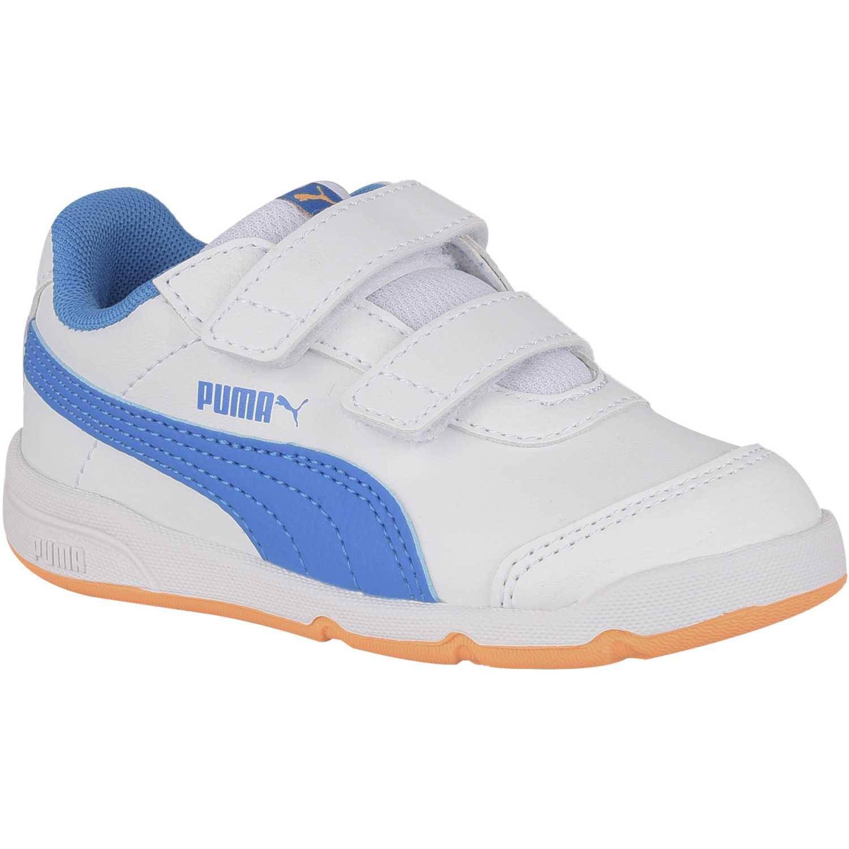 Puma stepfleex 2 sl v inf Blanco Walking