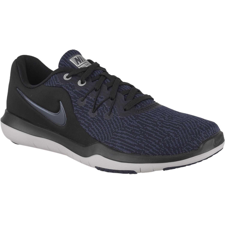 Zapatilla de Mujer Nike Navy / Negro wmns nike flex supreme tr 6 prm