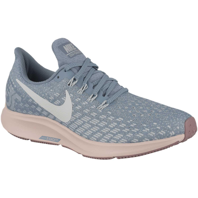 Zapatilla de Mujer Nike Celeste / blanco wmns nike air zoom pegasus 35