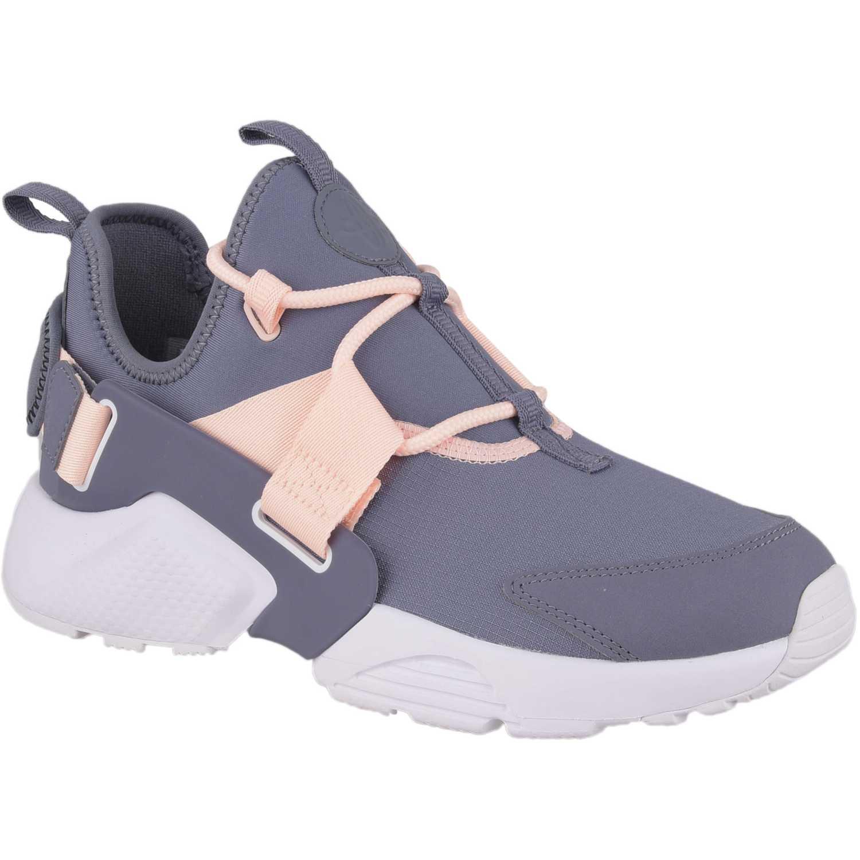 Nike wmns nike air huarache city low Plomo / coral Walking