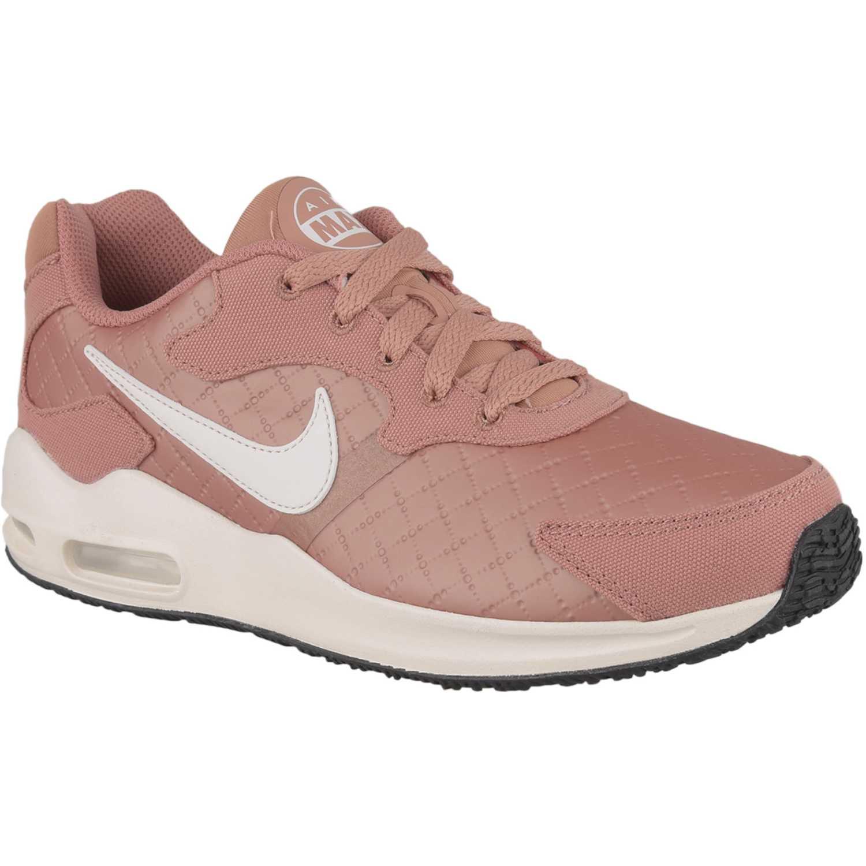 Nike wmns air max guile Naranja / blanco Walking