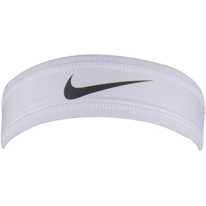 Nike nk speed performance headband Blanco Vinchas y muñequeras anti sudor