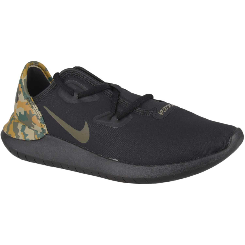 Nike nike hakata prem Negro Walking