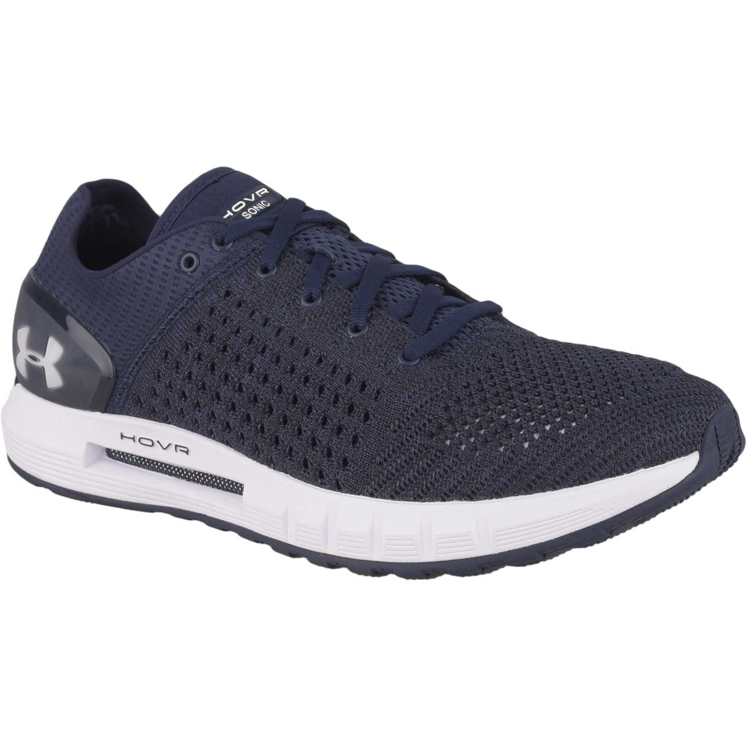 Under Armour ua hovr sonic nc-blk Navy Running en pista