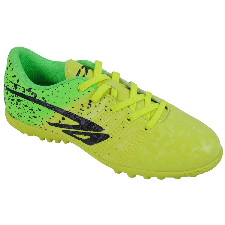 Zapatilla de Niño Colloky Verde / amarillo 5885-20-s1