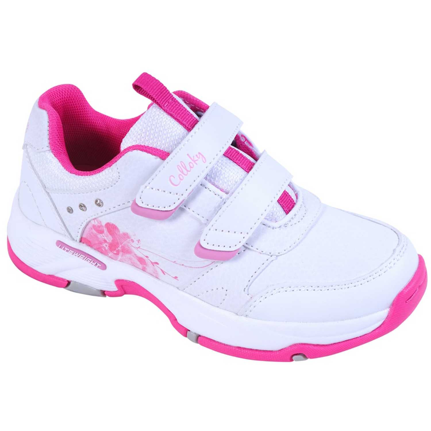 Colloky 5888-10-s1 Blanco / rosado Walking