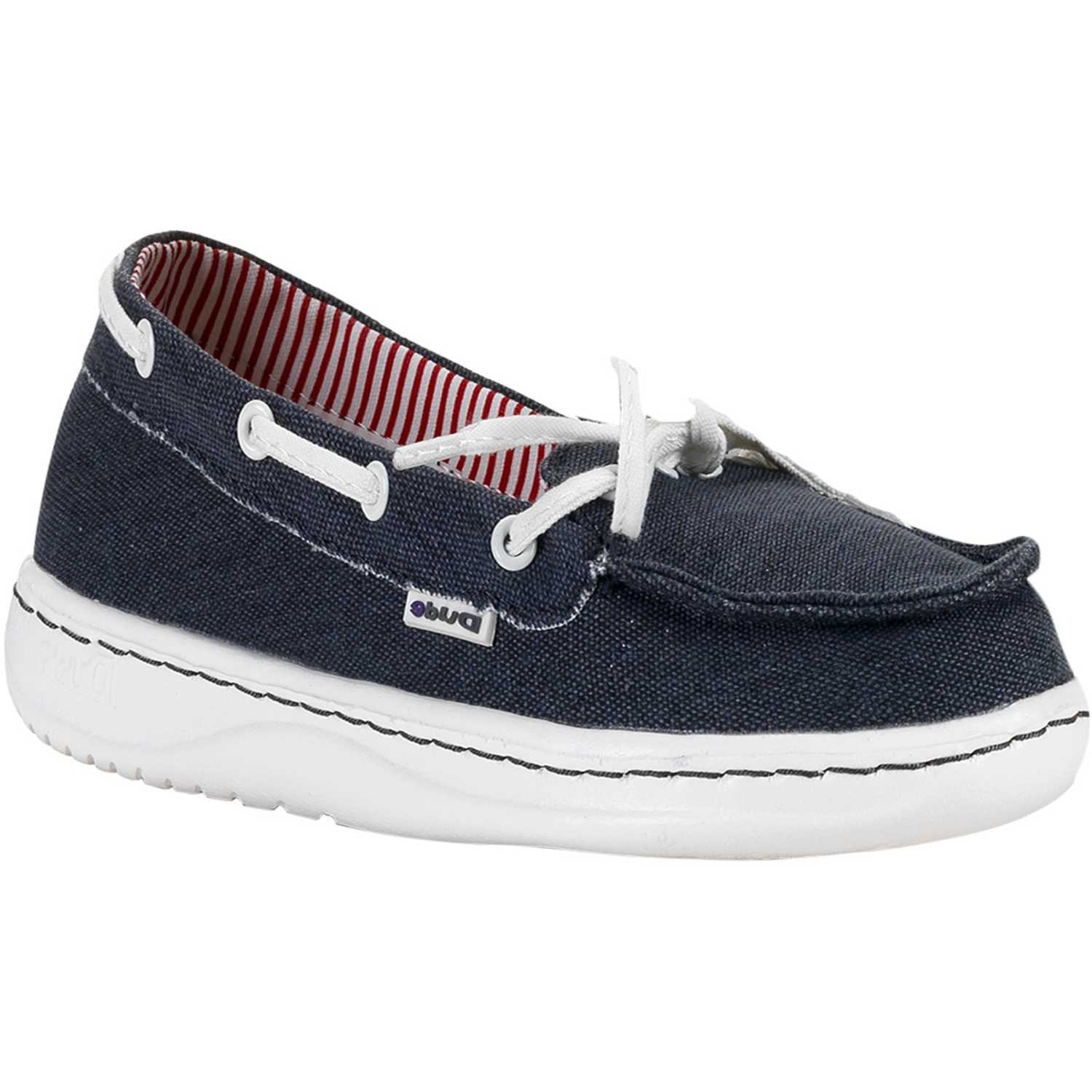 Hey Dude Moka Navy / Blanco Walking