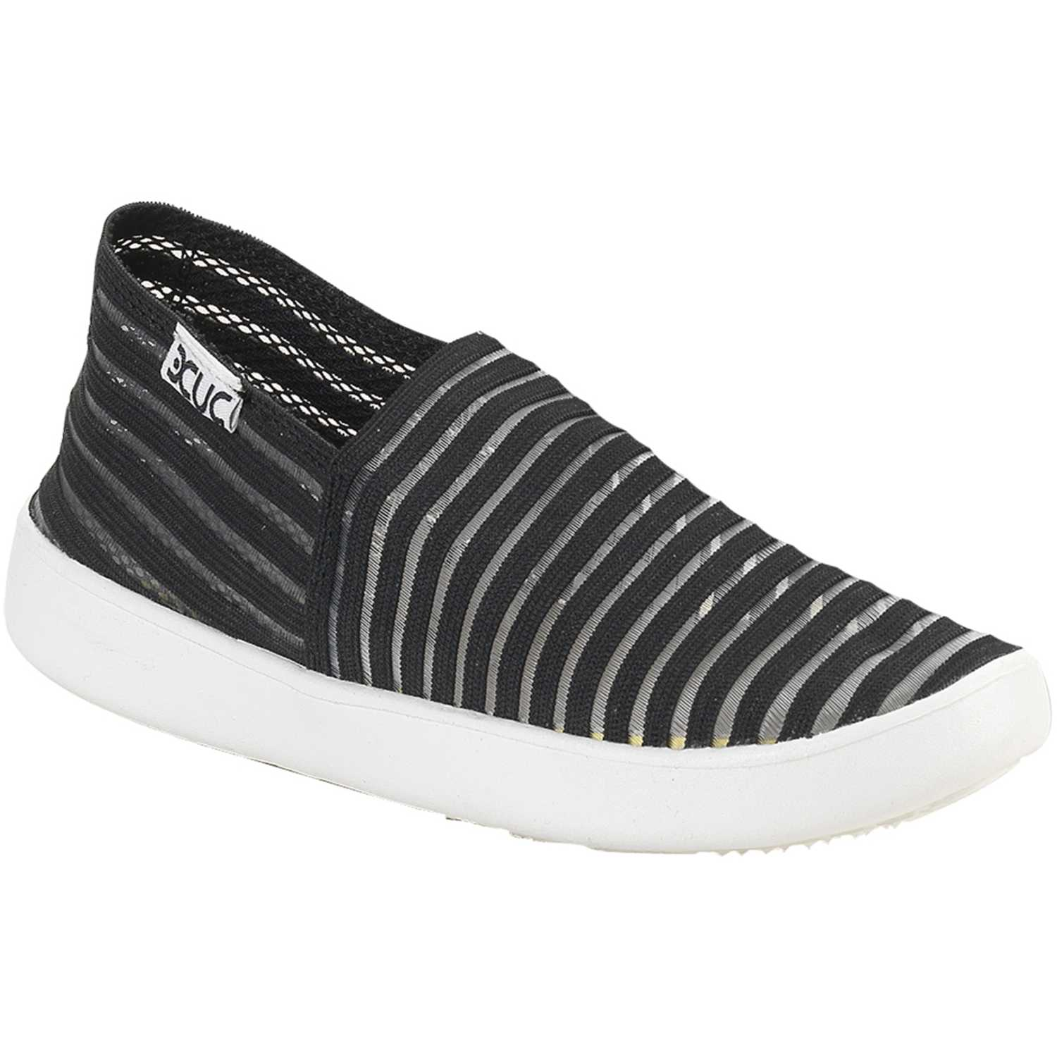Hey Dude Capri E-Bands Negro / blanco Walking