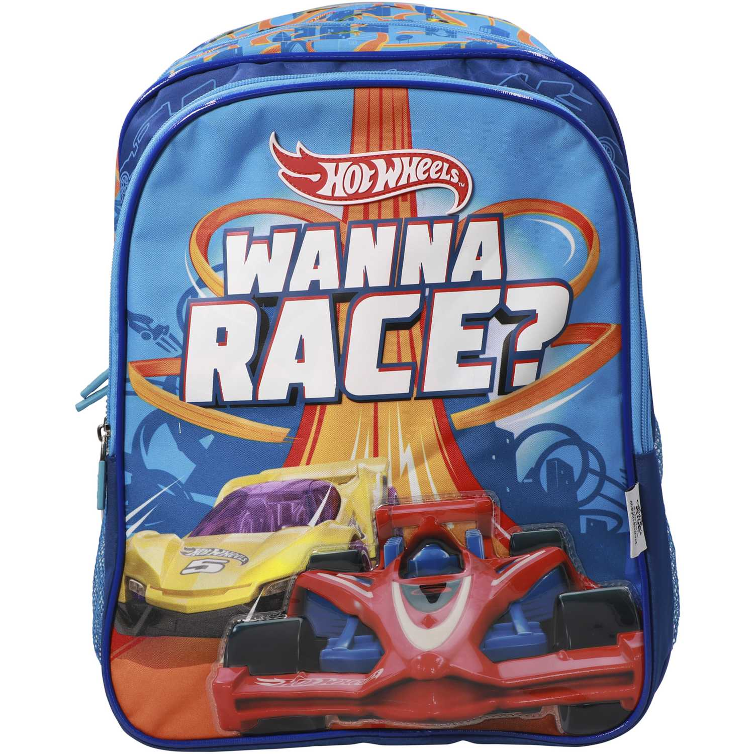 Hot Wheels Mochila HOT WHEELS Azul mochilas