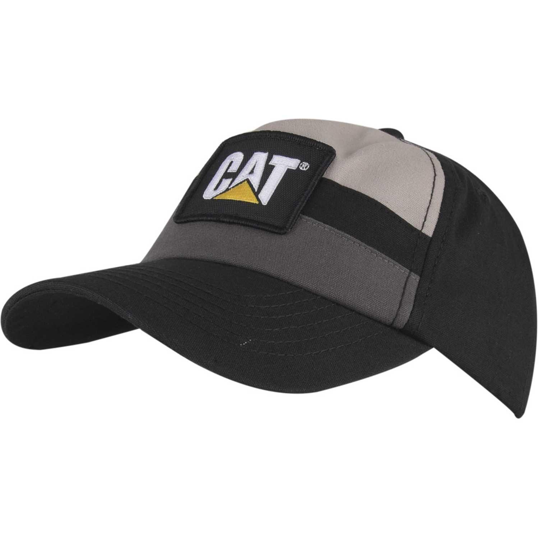 Gorros de Niña CAT Negro /gris stripe cat hat
