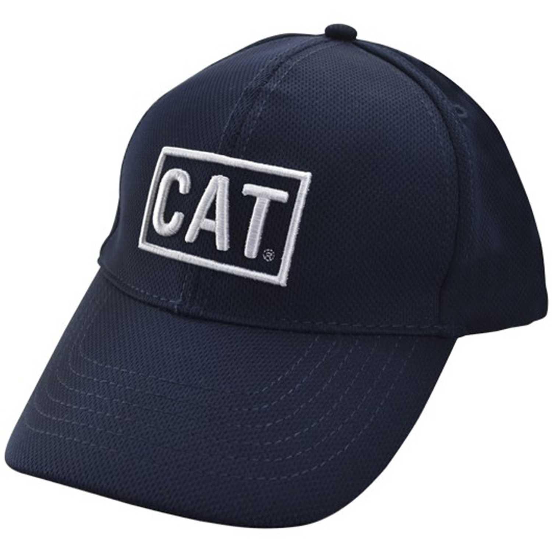 Gorros de Hombre CAT Navy simplified trucker hat