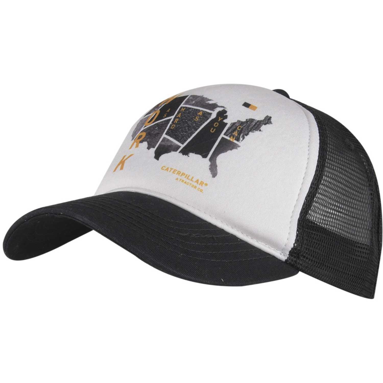 Gorros de Niña CAT Negro / blanco graphics hat