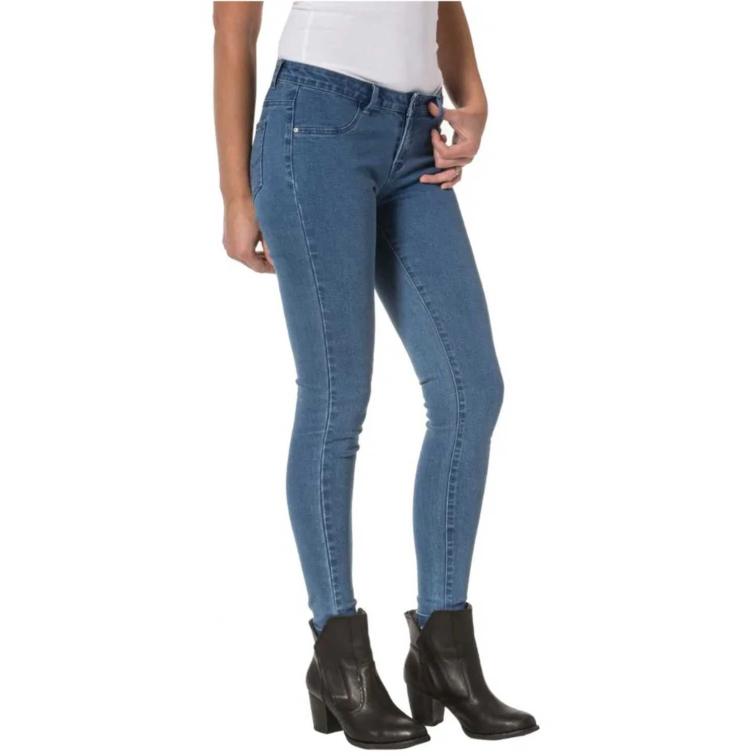 CAT Essential Jegging Azul Casual