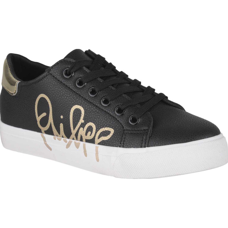 Platanitos Zc 3815 Negro Zapatillas de moda