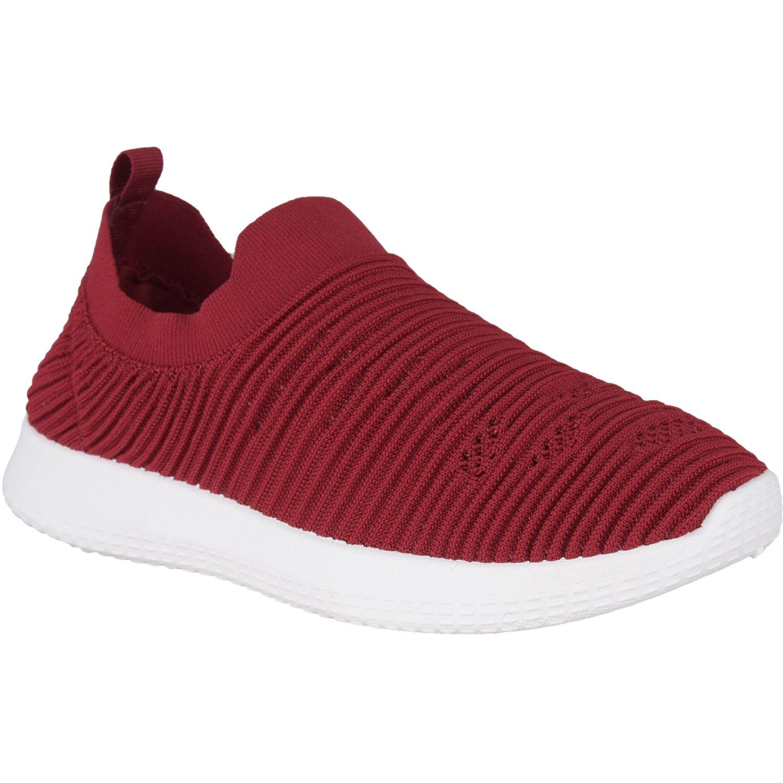 Platanitos Zc 5533 Rojo Zapatillas de moda